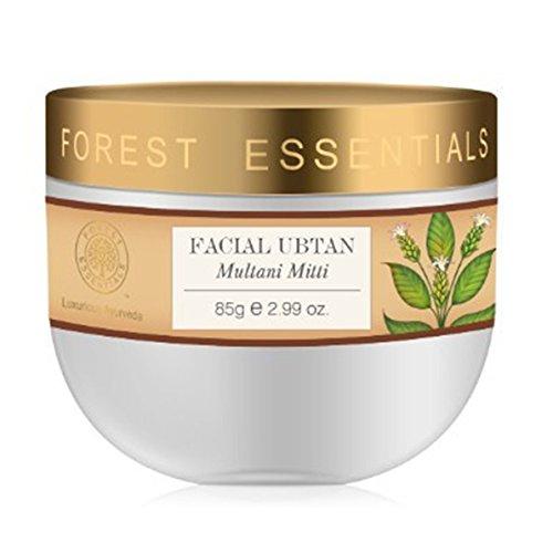 Forest Essentials Multani Mitti Facial Ubtan - 50g by Forest Essentials
