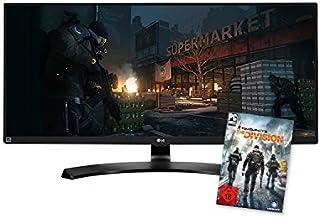 LG 34um88de p Monitor de Ordenador con 86,36cm (34pulgadas) Diagonal con altavoz integrado | 21: 9UltraWide QHD IPS pantalla y 99% srgb Espacio de color, Thunderbolt, DisplayPort, HDMI y USB 3.0| AMD freesync, 5ms de tiempo de reacción, Split Screen & Pip negro 56