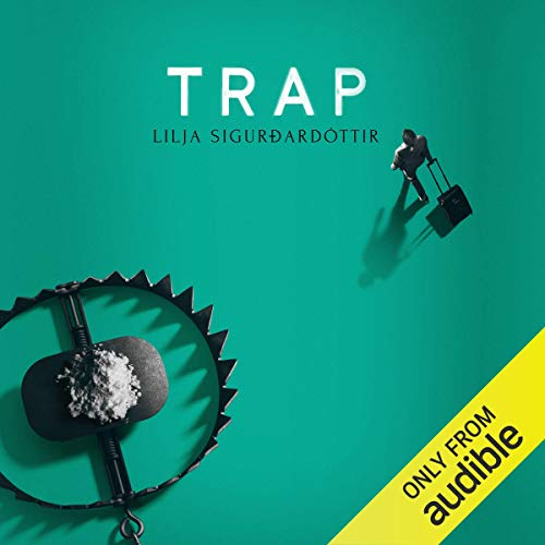 Trap audiobook cover art
