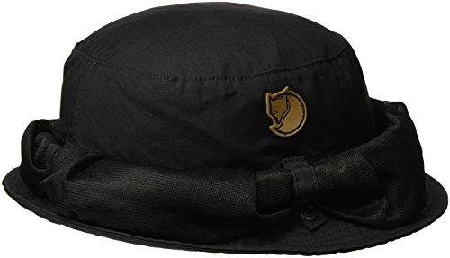 Fjällräven Unisex-Adult Marlin Mosquito Hat Hat, Dark Grey, L