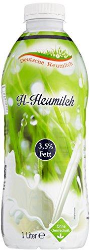 1x 1Liter Haltbare Heumilch 3,5%