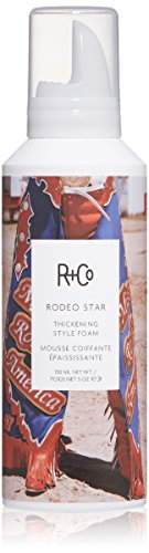 R+Co Rodeo Star Thickening Foam, (Pack of 1) 5 Ounce