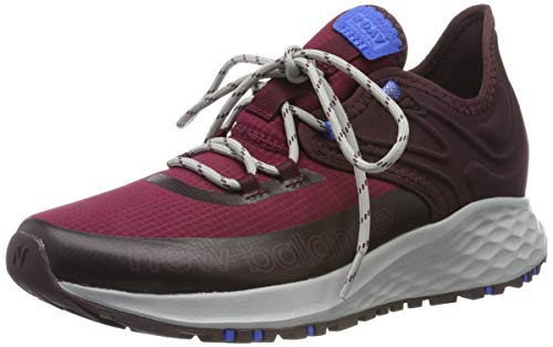 New Balance Fresh Foam Trail Roav, Zapatillas de Running para Asfalto Mujer, Rojo (Sedona Sedona), 44.5 EU