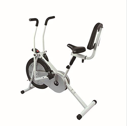 SISHUINIANHUA Spinning Bike, Heimtrainer, Indoor Silent-Body Shaping Übung, Fitnessgeräte