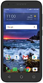 "Alcatel Verso 5044C | (16GB, 2GB RAM) | 5.0"" Full HD Display | 5MP Camera | 2050 mAh Battery | Android 7.0 Nougat | 4G LTE..."