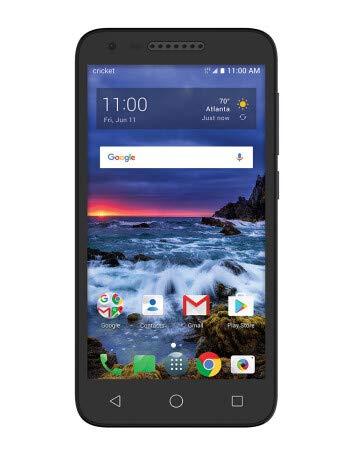 Alcatel Verso 5044C | (16GB, 2GB RAM) | 5.0' Full HD Display | 5MP Camera | 2050 mAh Battery | Android 7.0 Nougat | 4G LTE Smartphone | (GSM Unlocked)