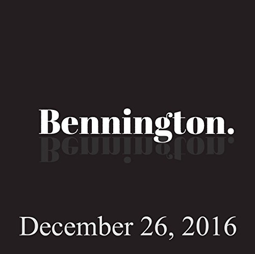 Bennington, Ali Wong, December 26, 2016 audiobook cover art