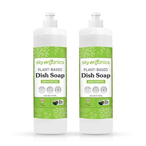 Sky Organics Dish Soap