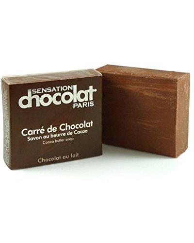 Sensation Chocolat - Carré O Chocolat Noir 100 G