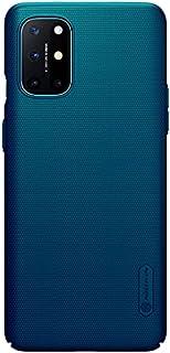 ون بلس 8 تى (OnePlus 8T) نيلكن سوبر فروستد شيلد غطاء حماية - أزرق