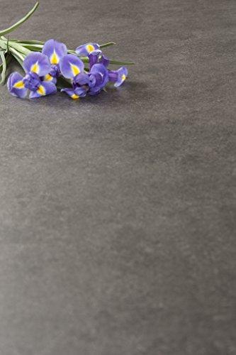 WORKTOPEXPRESS Grauer Stein - Resopal Küchenarbeitsplatten (4m × 600mm × 38mm)