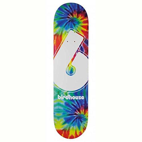 Birdhouse Skateboard Deck Giant B Tie Dye 8.0