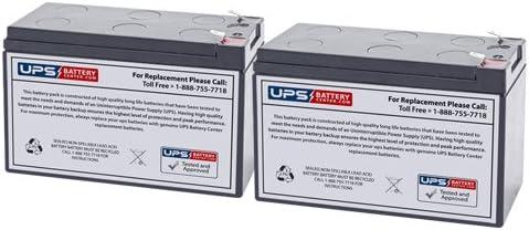 SMART1500LCD - Tripp Lite SmartPro LCD 120V 1500VA 900W Compatible Replacement Battery Set by UPSBatteryCenter