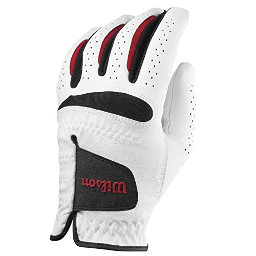 Wilson Feel Plus Mens Left-Hand Golf Glove, X-Large