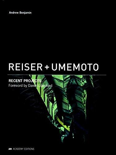 Reiser + Umemoto: Recent Projects (Architectural Monographs)