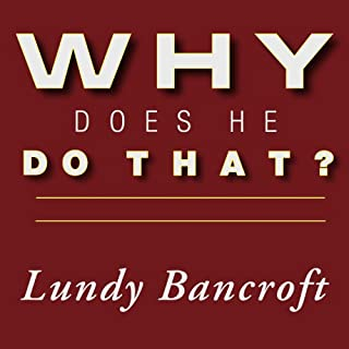 Why Does He Do That? audiobook cover art