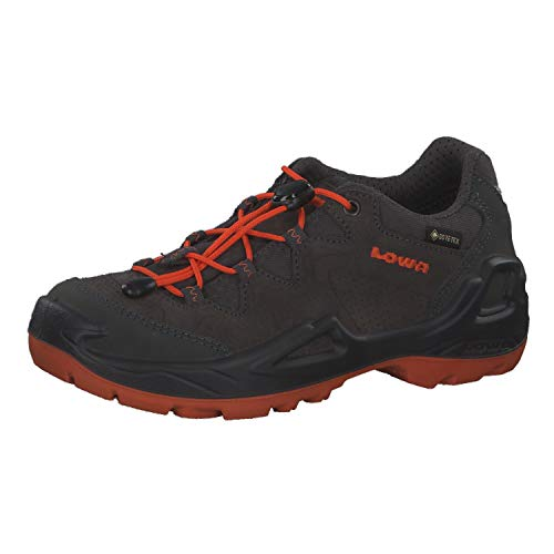 Lowa Diego GTX LO ANTHRAZIT/ORANGE - 39