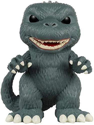 LJXGZY Escultura de Regalo sin Marca, decoracion de Juguete, Estatua Artesanal, Figura de Anime Godzilla, Modelo, Figura de PVC, coleccion, decoracion, Modelo, Estatua de Regalo de cumpleanos
