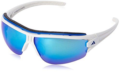 adidas Eyewear Evil Eye Halfrim Pro L, Farbe White Shiny