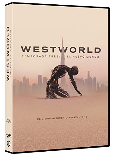 Westworld - Temporada 3 [DVD]