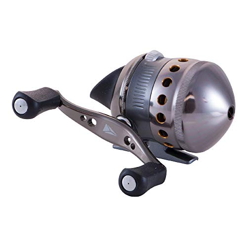 Zebco ZD3, 10, BX3 Zebco Delta Series Reel Size 3, Right Handed, 5 Bearing, Spincast, Multi, One Size (ZD3-10-BX3)