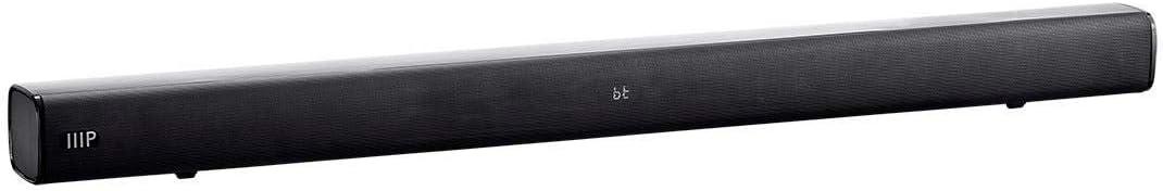 "Monoprice SB-100 2.1-Channel 36""  80W Soundbar$39.99 Coupon"