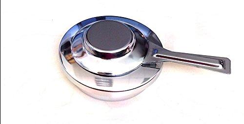 Chasseur Brennpaste, Metall, schwarz, 10 x 10 x 10 cm