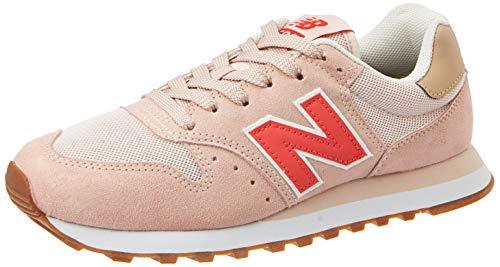 Tênis New Balance 500, Feminino, Rosa, 36