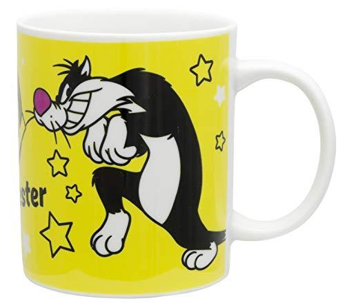 United Labels Looney Tunes Mug Tweety & Sylvester Kelche Tassen