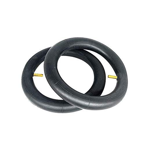 Vaugan 2 Unidades Cámaras Neumático Neumáticos Grosor Rueda Neumáticos para Xiaomi Mijia M365 Patinete Eléctrico 8 1/2x2 Accesorios