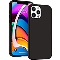 """【MULTI-PURPOSE DESIGN】compatible with iphone 12 Pro Max case has Three-layer Structure: Liquid Silicone, Hard PC cover, Microfiber lining. The 12 Pro Max case is 23mm (or 0.98"""") thick, Durable, Shockproof, Drop-proof.The Colorful Button&separated des..."""