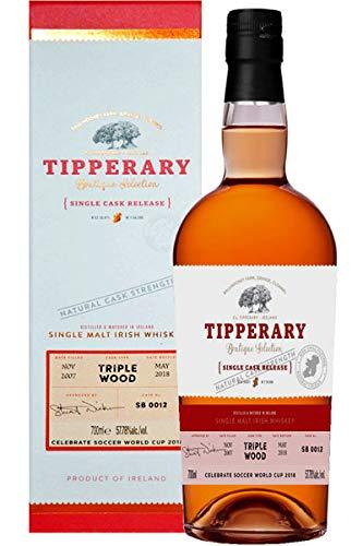 Tipperary 2007-2018 Irish Single Malt Triple Wood Whiskey 0,7 L