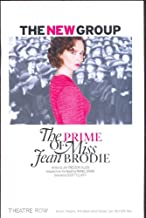 PLAYBILL /THE PRIME OF MISS JEAN BRODIE /CYNTHIA NIXON