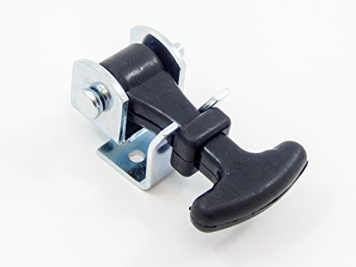 Buyers Products WJ195 Truck and Trailer Rubber Hood Latch