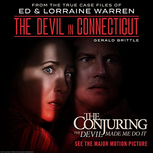 The Devil in Connecticut cover art
