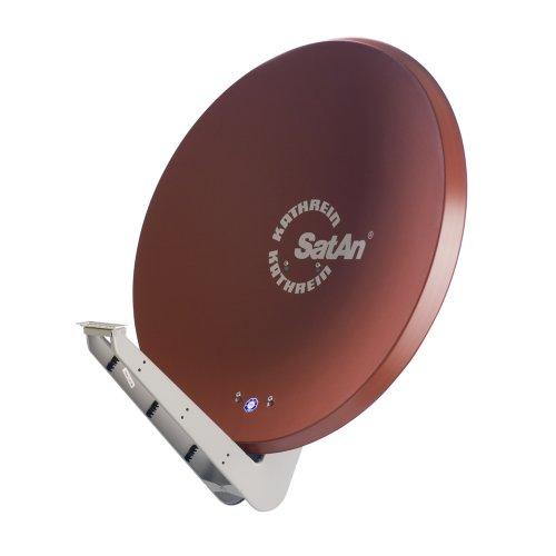 Kathrein CAS 90/R SAT-Antenne, rot, multifeedfähig