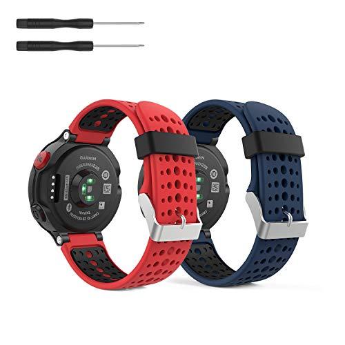 Kitway Compatible Forerunner 235 Correa Reloj, Banda