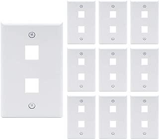 Best modular wall plate inserts Reviews