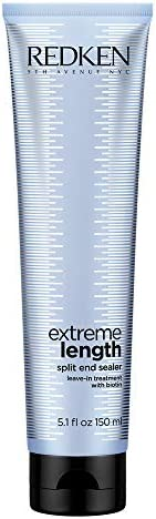 Redken Extreme Length Leave In Conditioner For Hair Growth Seals Split Ends Prevents Breakage product image