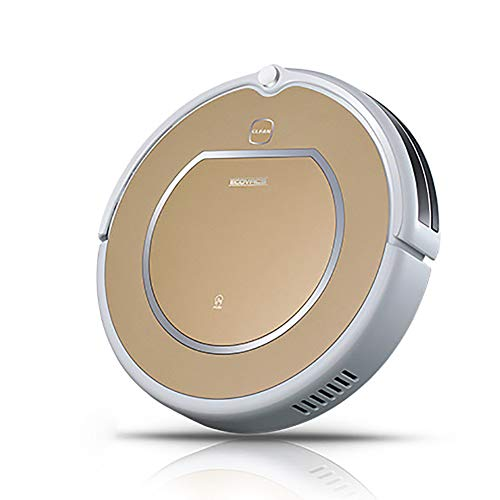 Learn More About FOXSMZZ Self-Charging Robot Vacuum Cleaner with Max Power Suction Collision Floor C...