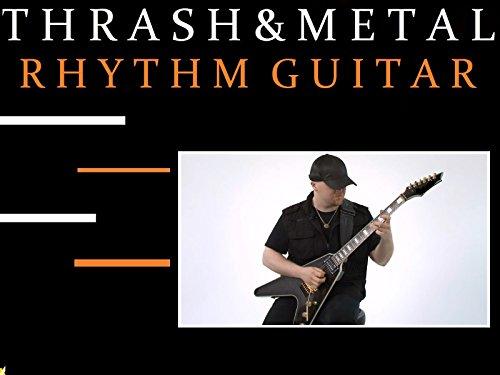 Metal & Thrash Rhythm Guitar 08