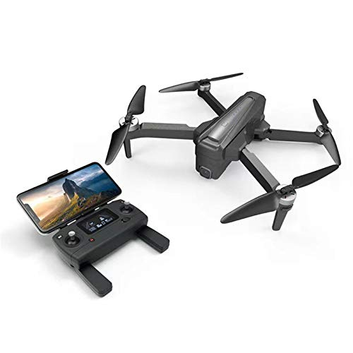 XinC Foldable Drone, with 4k Hd Camera for Adults, with Tap Fly, Altitude Hold, Remote Controller Control, Intelligent Flying, Includes Carrying Case.