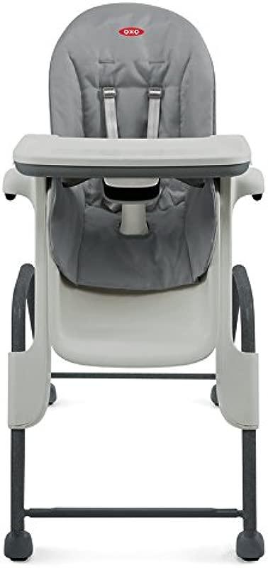 OXO Tot Seedling High Chair Graphite Dark Gray