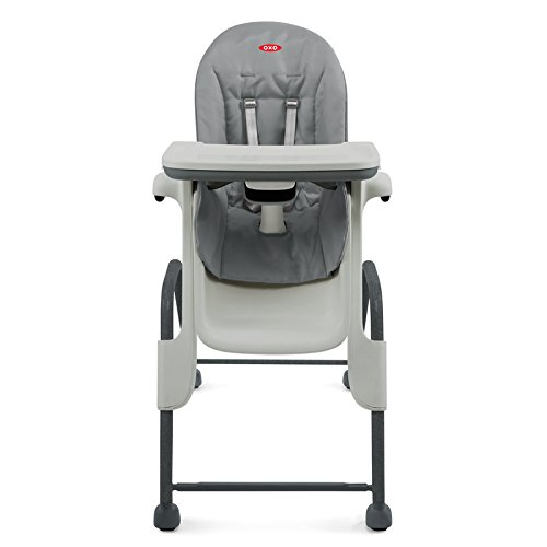 OXO Tot Seedling High Chair, Graphite/Dark Gray