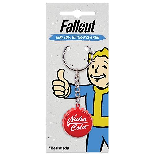 Gaya Entertainment Fallout Keychain Nuka Cola Bottlecap, GE3549