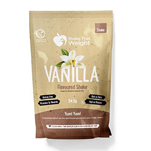 Shake That Weight 10x Diet Shakes - Vanilla