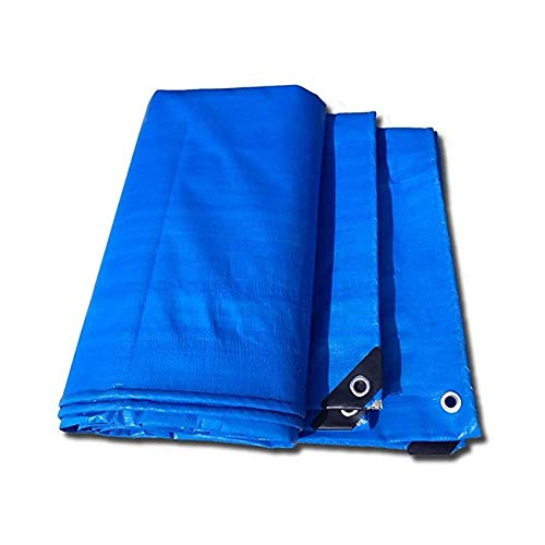Tarps GQIANG Tarpaulin Waterproof Sunscreen Awning Tricycle Sunscreen Pvc Oxford Canopy For Camping Fishing Gardening And Pet Ground Covering (Size : 6mx10m)