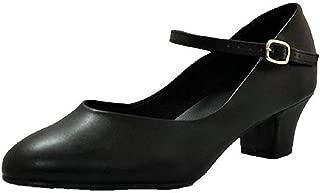 Heel Character Shoe (8.5W) Black