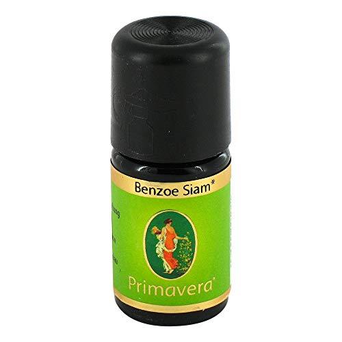 BENZOE Siam Bio ätherisches Öl 5 ml Ätherisches Öl