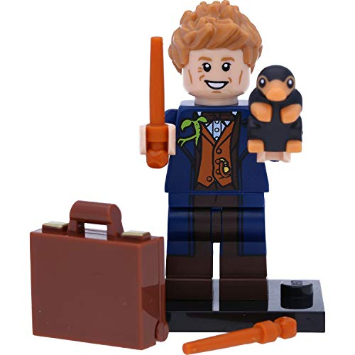 LEGO Harry Potter 71022 Sammelfiguren (#17 Newt Scamander)